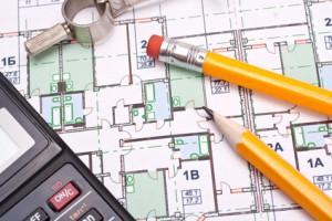 Architekturpläne und richtige Kalkulation ersparen Baustress