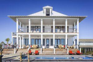 Villa - Immobilien gelten als sichere Geldanlage