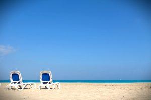 Strandbild - Erfolgsquote für die Wohnungssuche ist höher