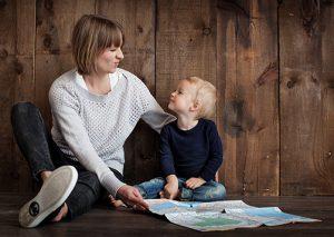 Planung beim Umzug mit Kindern